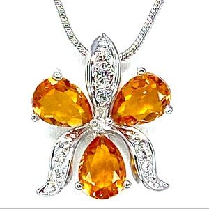 Oliver Weber Bee 🐝 Pendant with Chain